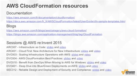 Aws Cloudformation February 2016 Aws Cloudformation Validate Template
