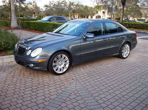 mercedes e350 for sale by owner buy used 2008 mercedes e350 sport premium one owner