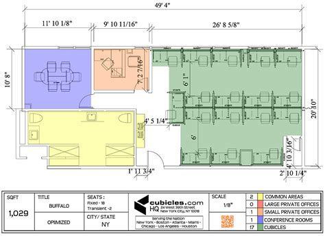 cubicle floor plan cubicle layout for 1 029 square footage with 17 office