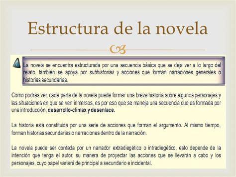 libro la estructura de la el origen de la novela