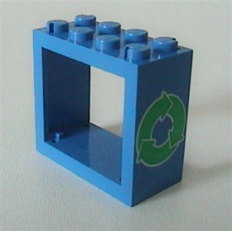 Lego Brick Now Carries Data by Lego Recycle Truck Brick Data 6564 1