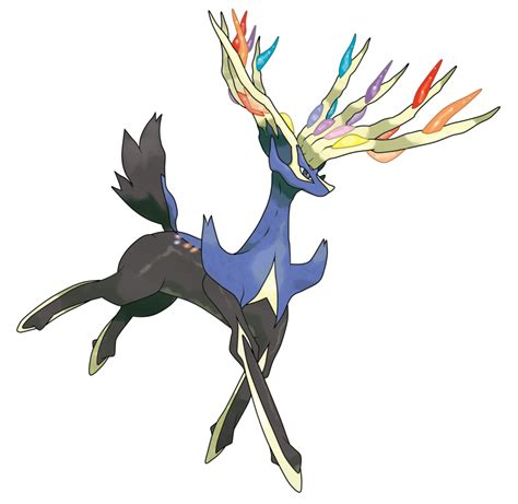 pages xerneas xerneas by theangryaron on deviantart