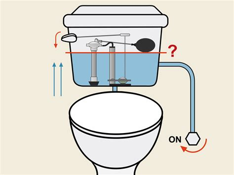 how to fix a how to fix a running toilet with pictures wikihow