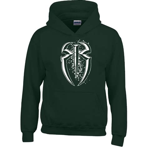Sweater Hoodie Ryse Of Rome Front Logo reigns spear logo new top hoodie chion jumper sweat hoody