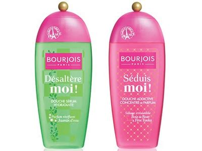 Bourjois Shower Gel by April Showers With Bourjois