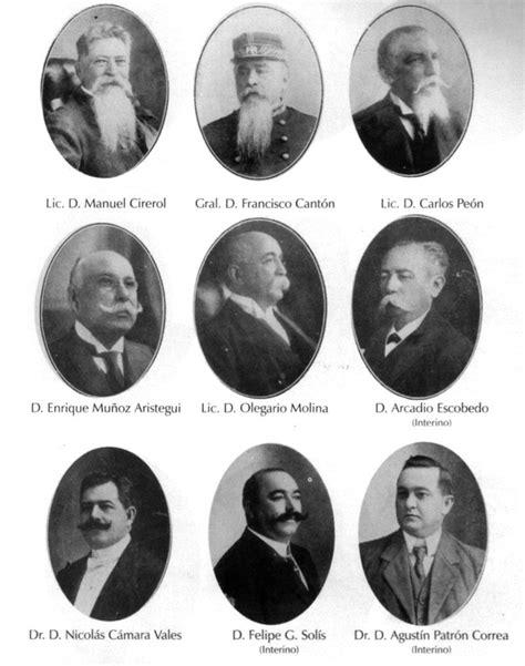 ÁLBUM DE FAMILIA: GOBERNADORES DE YUCATÁN DEL SIGLO XIX Y