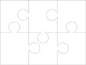 large jigsaw puzzle template large puzzle template cliparts co