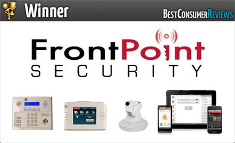 frontpoint home security systems reviews home review