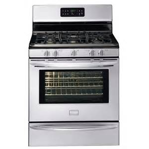 Lowes Cooktops Electric Shop Frigidaire Gallery 5 Burner Freestanding 5 Cu Ft Self