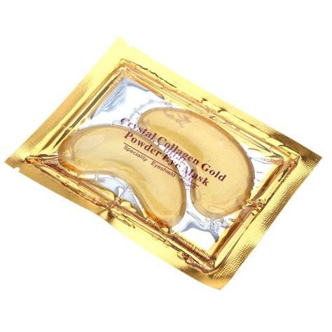 Eye Collagen Mask gold mask collagen eye bag mask 1 stk 9 95 kr