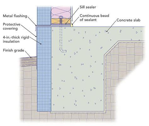 Floor Plan App Free insulating a slab on grade fine homebuilding