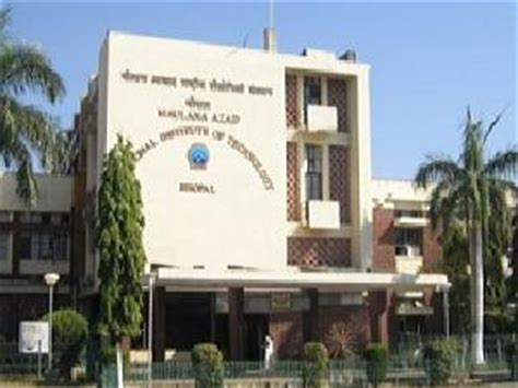 Institute Of Technology Mba Deadlines by Maulana Azad Nit Ph D Programmes Admission 2013 Careerindia