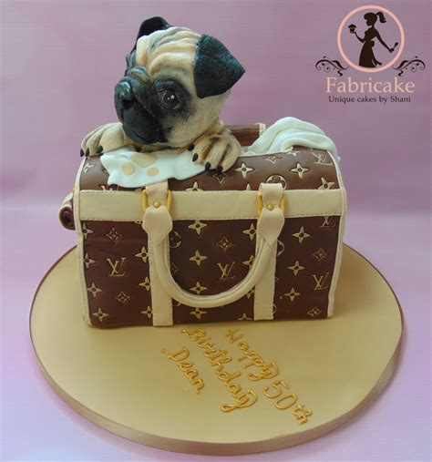 pug cake decorations pug cake