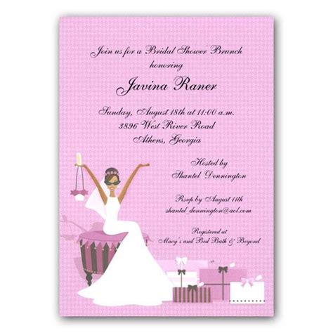 Bridal Shower Invitations by American Bridal Shower Invitations