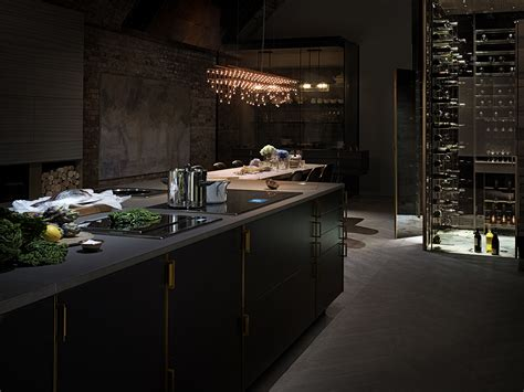 electrolux  poggenpohl introduce pioneering kitchen