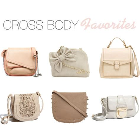 summer cross body bags finishing touches