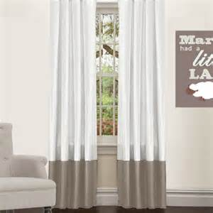 Modern Nursery Curtains Nursery Curtains Blockout Custom Made Two Colour Westwood Modern Curtains Melbourne By