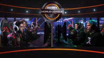 league play overview call of duty world league activision sony delivery live in game call of duty