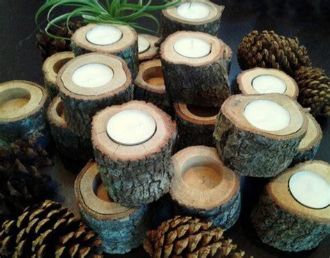 Kerzenständer Holz Selber Machen