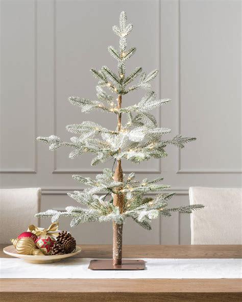balsam hill alpine tree alpine balsam fir tabletop tree balsam hill