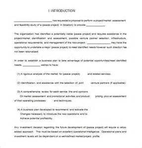Consulting Project Plan Template by Consulting Template 13 Free Sle Exle