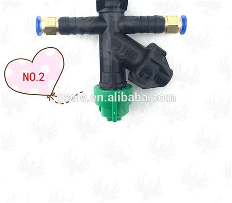 Sprayer Spray Nozzle Misting Anti Drip Anti Drain Valve 015 spray nozzles for agriculture fertiliser uav drone