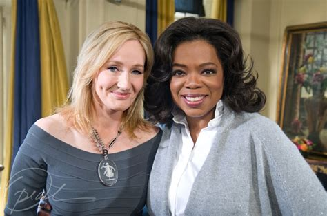 oprah winfrey jk rowling interview j k rowling to appear on oprah on friday harry potter