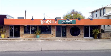 san antonio buffalo outlet new and recycled clothing store
