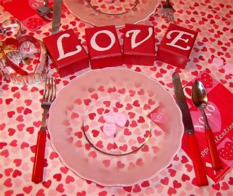 valentines day table decor 20 valentine s day table settings perfect for romantic