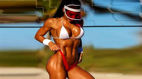 Diana Overall workout with arnold classic overall winner diana volkova