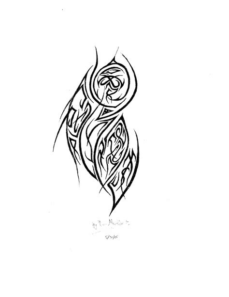 tribal dreamcatcher tattoo designs tribal catcher by hitokiribattousai on deviantart