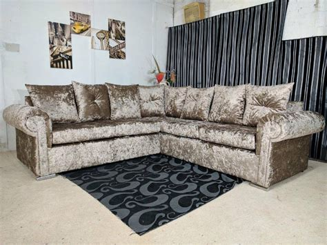 Express Sofa Delivery by Special Offer Brand New Glp Velvet Sofas At A Reduced