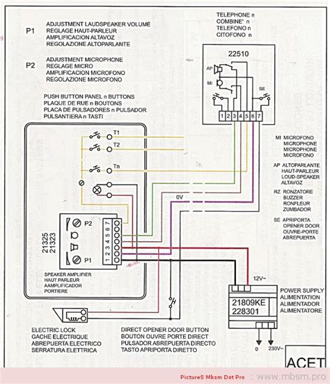 28 acet intercom wiring diagram 188 166 216 143