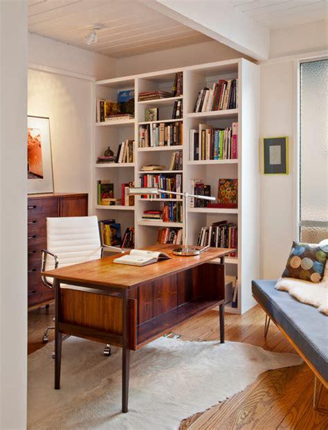 Midcentury Modern Tv Stand - carmel mid century leed midcentury home office san francisco by studio schicketanz