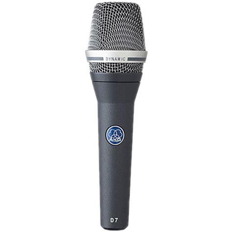 Akg D7 Dynamic Vocal Microphone akg d7 dynamic supercardioid vocal microphone 3139x00010 b h