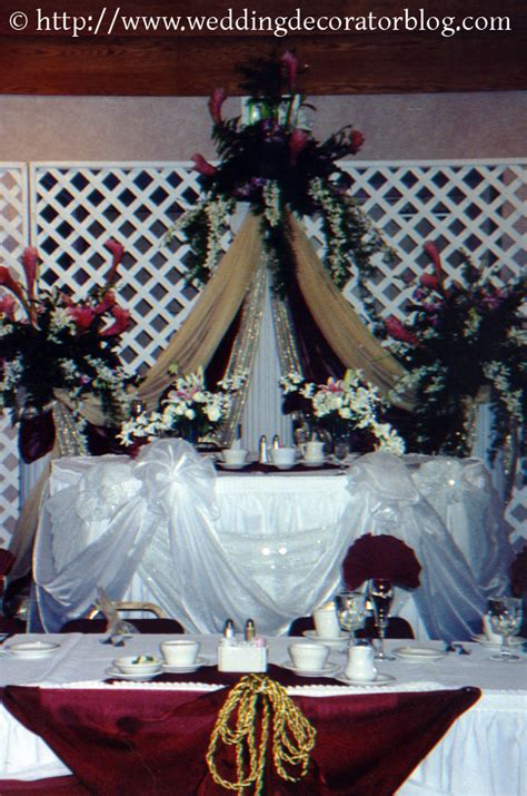 wedding decorator questions reader question what materials to drape with