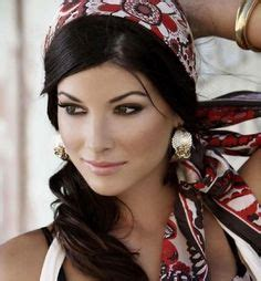 head scarves with bangs 1000 images about headbands head scarves for women on