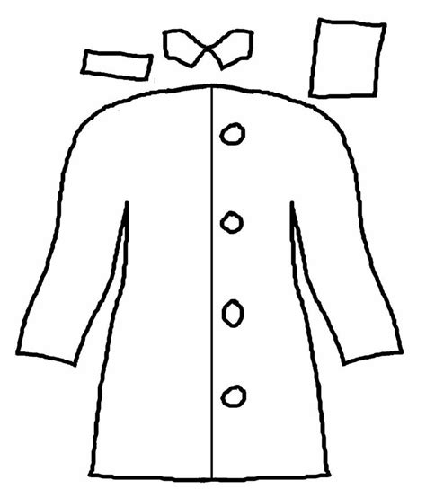 rain jacket coloring page 20 best images about winter coloring page on pinterest