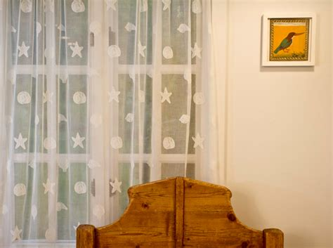 sea curtains sea shell madras lace curtain and yardage direct from