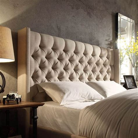 How To Make An Upholstered Headboard With Buttons by 1000 Ideas About Upholstered Headboards On Beds Headboards Storage Beds And