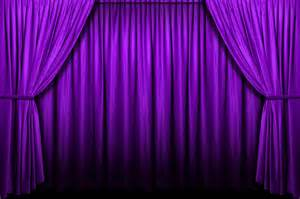 purple stage curtains a peek the purple curtain lent madness