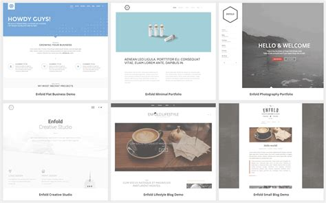enfold theme blog demo enfold review a multipurpose and powerful wordpress theme