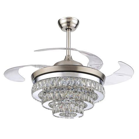 ceiling fan  retractable blades    pick