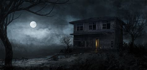 Haunted House For by Haunted House Hd Wallpaper And Background 2900x1400