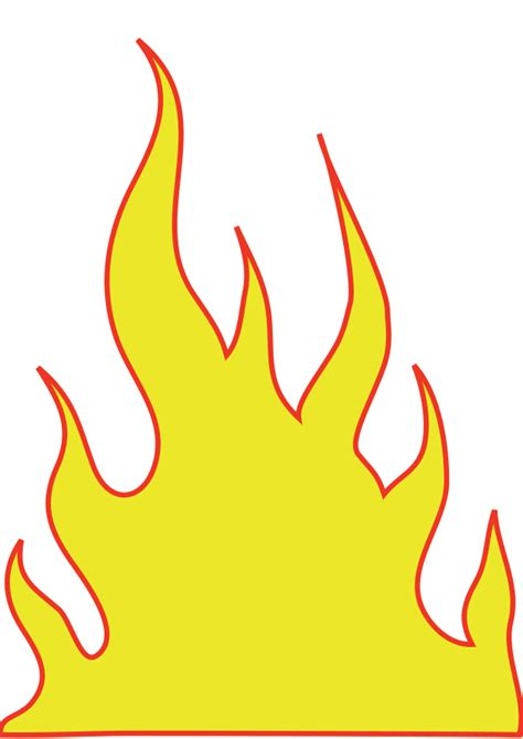 flame graphic   clip art  clip art