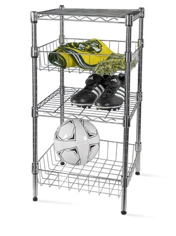 wire stacking shelf room style