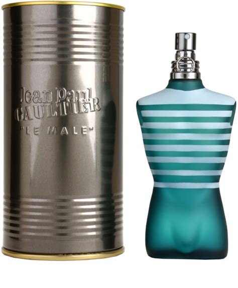 jean paul gaultier le eau de toilette pour homme 125 ml notino be