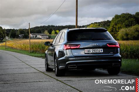 Audi A6 Facelift 2015 by Fahrbericht Audi A6 C7 Facelift 2015 3 0 Tdi Quattro