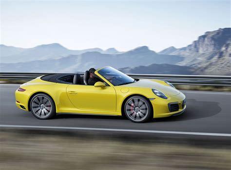 porsche 911 turbo 90s turbo turbo 252 ber alles 2016 carrera 4 and targa 4 join