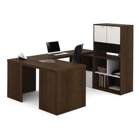 bestar u shaped desk bestar 150858 u shaped desk